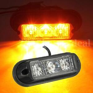 Van strobe lights