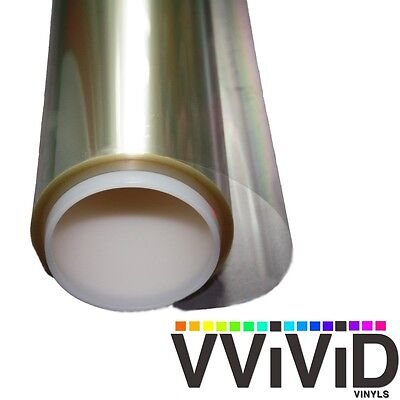 4MIL Security Film 5ft x 100ft (500 sqft) Industrial Window Roll Clear Anti UV