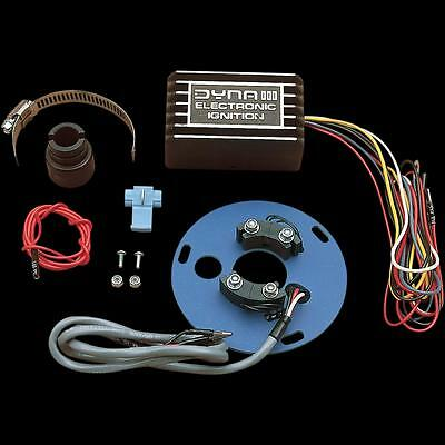 Dynatek Dyna III Electronic Ignition For 1974-1987 Moto Guzzi - D37-1