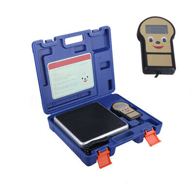 Digital Electronic Refrigerant Scale Charging Weight Hvac Refrigeration X