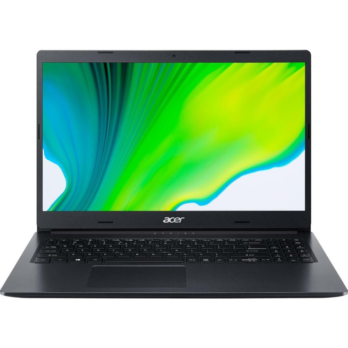 """Laptop Windows - Acer Aspire 3 15.6"""" Laptop AMD Athlon Silver 3050U 12GB DDR4 1TB HDD Windows 10"""