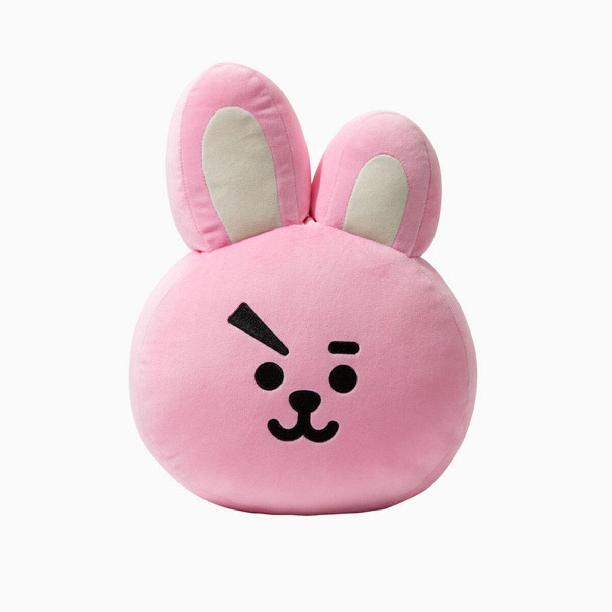 For KPOP BTS BT21 TATA SHOOKY RJ SUGA COOKY JIMIN Bed Plush Pillow Doll Cushion