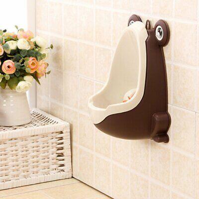 Frog Boy Kids Children Baby Potty Training Urinal Pee Trainer Toilet