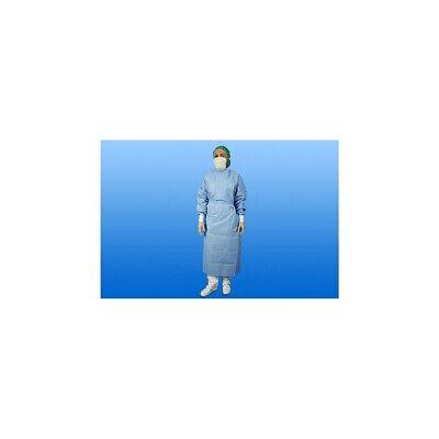 OP Mantel Einweg-Operationsmantel Pflegekittel Schutzkittel steril 1 Stück