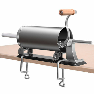 4.8l Sausage Stuffer Machine Stainless Steel Commercial Maker Meat Filler