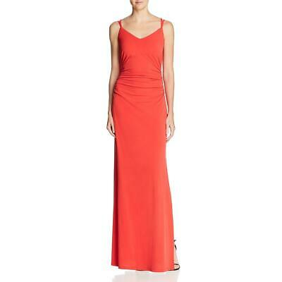 Laundry by Shelli Segal Womens Jersey Full-Length Formal Dress Gown BHFO 9159 Full Length Formal Dress