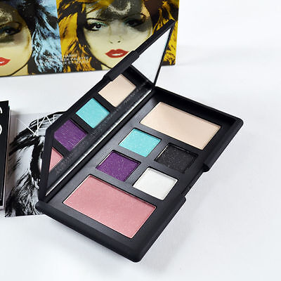 (NARS Andy Warhol Collection Debbie Harry Eye And Cheek Palette NEW///)