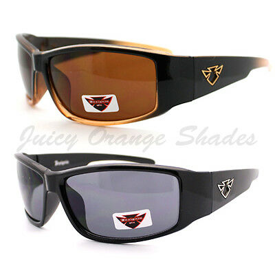 MENS SKATER Sunglasses Plastic RECTANGULAR Frame Popular Style More Colors