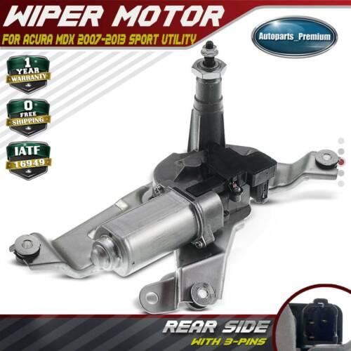 Rear Windshield Wiper Motor For Acura MDX 3.7L 2007-2013