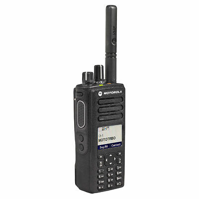 Motorola DP4801e UHF DMR Two Way Radio