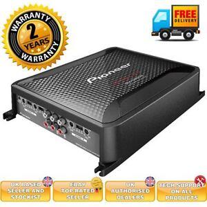 PIONEER GM-D8604 - 4 Channel Amp 1200W Car Audio Multi/Stereo Power Amplifier