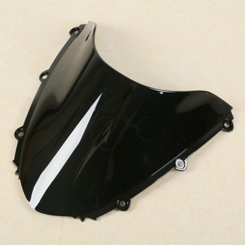 Smoke Black ABS Motorcycle Windshield Windscreen for Honda CBR1000RR 2004-2007