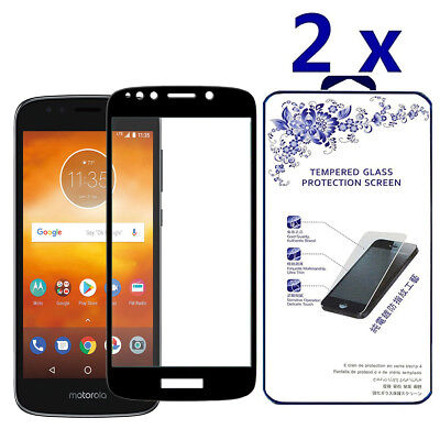 2X For Motorola Moto E5 Play Moto E5 Cruise Full Cover Screen Protector
