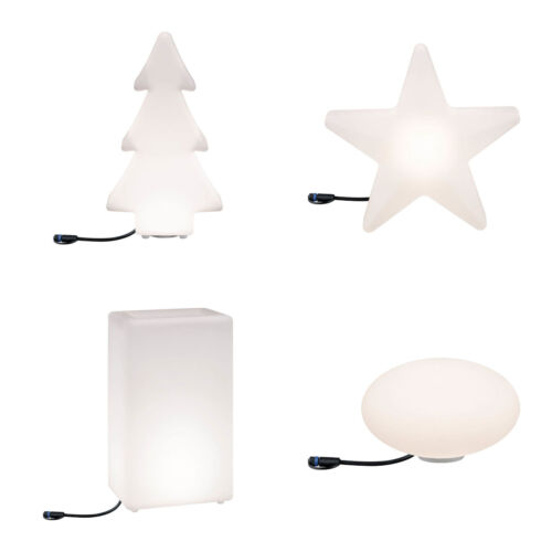 Paulmann Outdoor Plug & Shine Lichtobjeke Gartenleuchte Lampe Lichtkörper