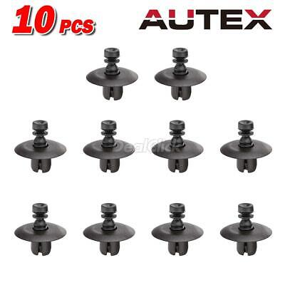 10 x Door Trim Panel Clip Push Type Retainer Fastener for Chrysler 300