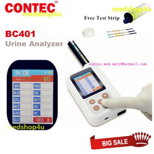 US fedex Urine Analyzer Machine Monitoring with 11parameter test Strip Bluetooth