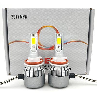 H11 Fog Light LED Foglight 12v 24v Car Conversion Bulbs kit 800W 96000LM White