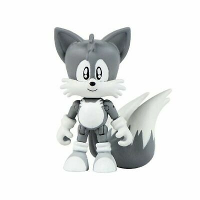 Sonic The Hedgehog Tails (Action Figure Toy - Sonic the Hedgehog - Classic Tails - Black and)