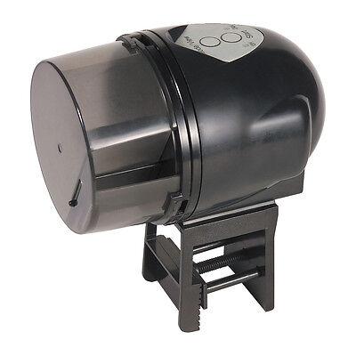 Aquarium Automatic Fish Feeder Auto Food Timer Feeder Adjustable Dispenser
