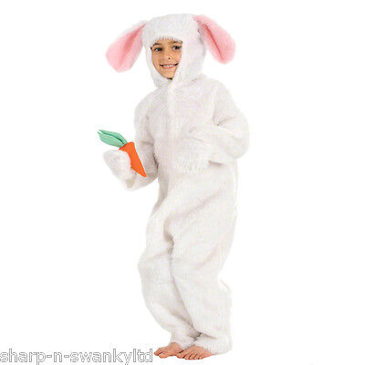 Jungen Mädchen Weißen Kaninchen Alice im Wunderland Buchwoche Verkleidung Outfit