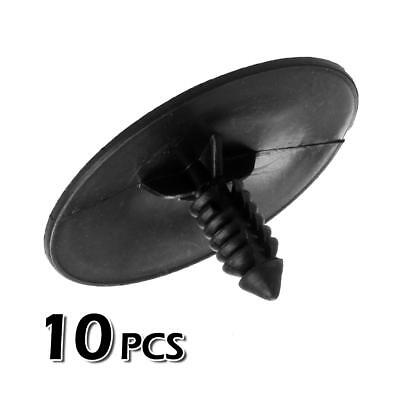10x For GM Chevy Hood Dash Panel Insulation Rivet Retainer Fastener Clips