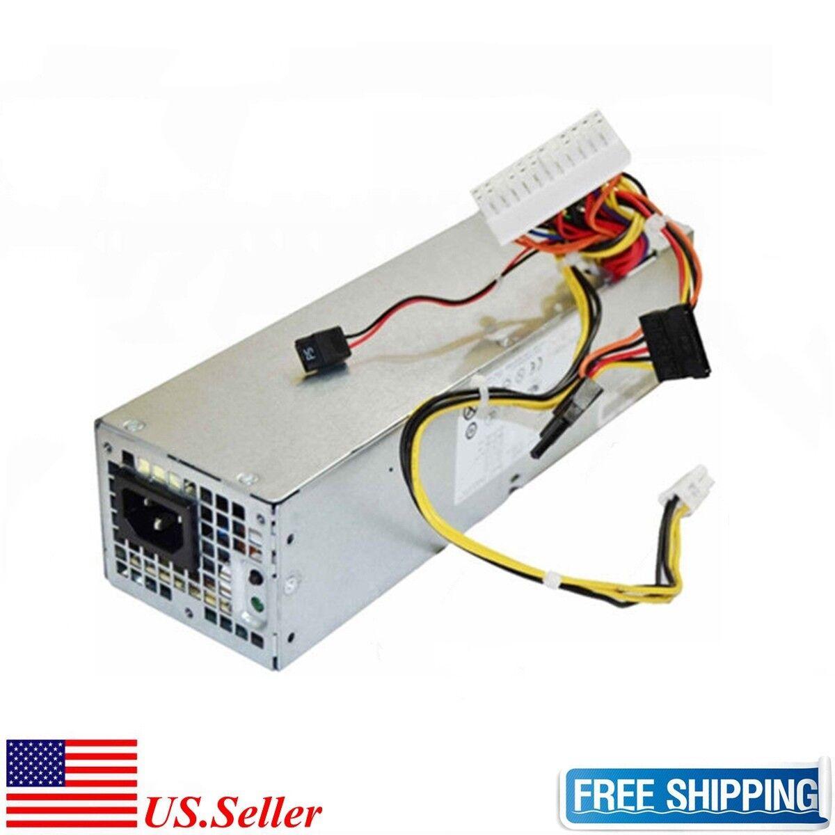 New Dell Optiplex 3010 7010 9010 390 790 990 SFF Power Supply 2TXYM RV1C4 3WN11
