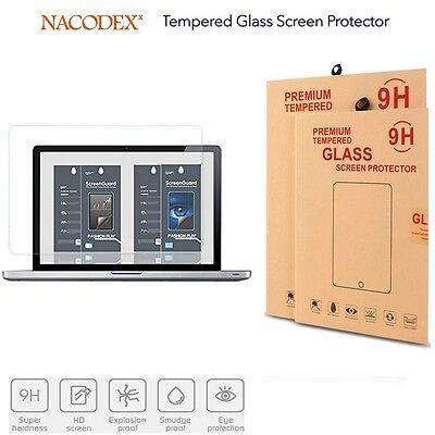 Nacodex For MacBook Air 13 inch Bonus Tempered Glass Screen Protector Film