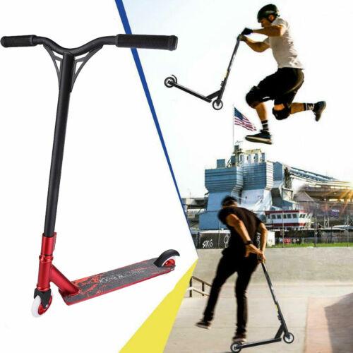 "Pro Tricks Stunt Scooter for Adult 19"" x 4"" 6061 Aluminum De"