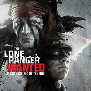 Various - The Lone Ranger: Wanted (Inspired by the film) - CD