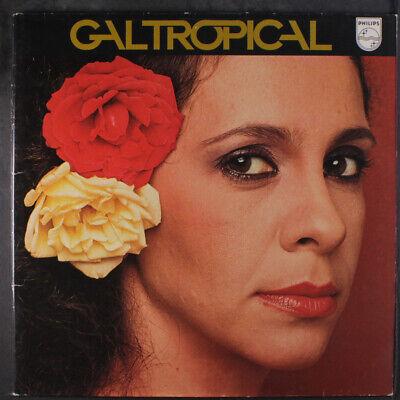 GAL COSTA: Gal Tropical LP (Brazil, '79, gatefold cover, no poster) Brazilian comprar usado  Enviando para Brazil