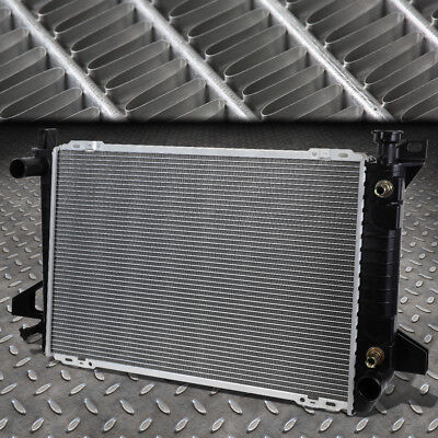 FOR 85-96 FORD F150/F250/F350 4.9 MT/AT OE STYLE ALUMINUM CORE RADIATOR DPI 1452