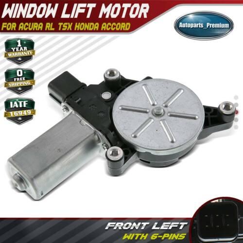 Window Lift Motor For Acura RL 05-12 TSX 04-08 Honda