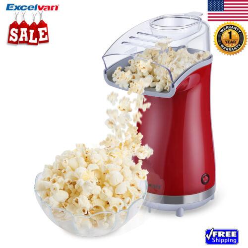 hot air pop popcorn machine popper maker
