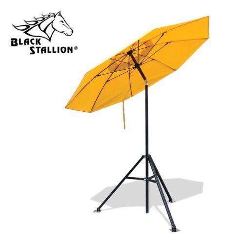 Revco Black Stallion FR Industrial Umbrella w/ stand - UB150