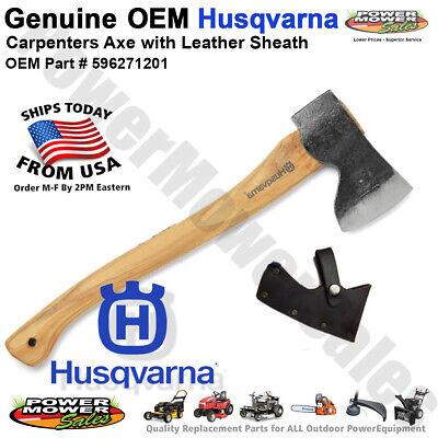 Genuine Husqvarna Multi-Purpose Universal Fiberglass Axe A1400 580761101