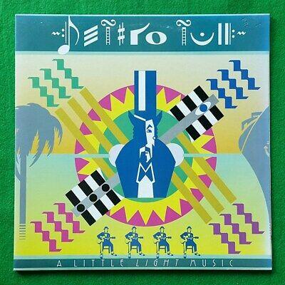 Jethro Tull - A Little Light Music 2 LPs