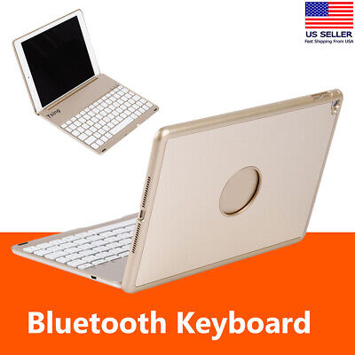 For Ipad Air2 Gaming Keyboard With Case Backlit Bluetooth Ga