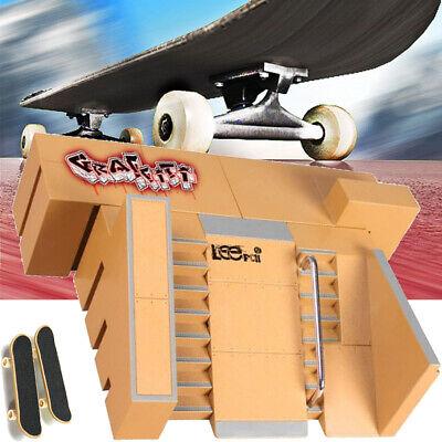 Mini Skateboard Toys Fingerboard Skate Park Board Finger Tricks Ultimate Parks