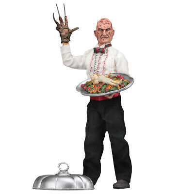 """A Nightmare on Elm Street 5: Freddy Krueger as Chef 8"""" Clothed Action Figure - Freddy Krueger As A Kid"""