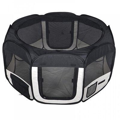 New BestPet L/M/S Pet Dog Cat Tent Playpen Exercise Play Pen Soft Crate