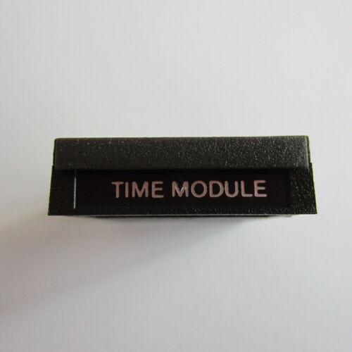 HP TIME Module for HP 41C / 41CV Calculators.