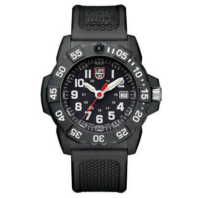 Carbon Fiber Navy Seal Dive (Luminox 3501 Men's Navy Seal 3500 Swiss Black Dial Dive)