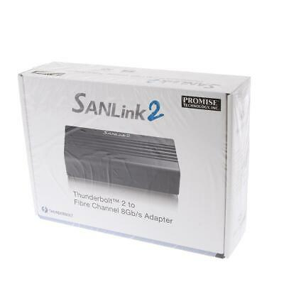 Promise Technology SANLink2 8Gbp/s FC and Thunderbolt 2 Adapter - SKU#1127060