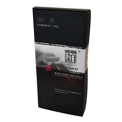 Fucha Anhua Dark Tea Fu Brick Hunan Baishaxi Direct Drinking Brick Tea 240g