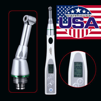 Endo-2 Endo Motor Root Canal Treatment Wireless 161 Reduction Contra Angle