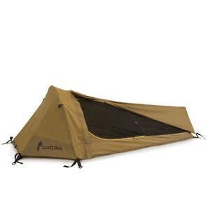 NEW Catoma Raider System 98608 Coyote Brown Tactical Tent Shelter 40