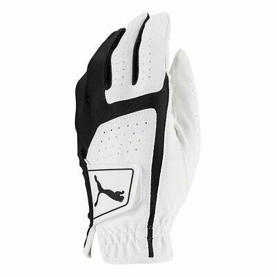 Puma Golf Mens Flex Lite RH Golf Lycra Synthetic Leather Gloves 30% OFF RRP