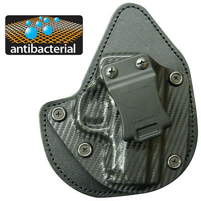 Best S&W Bodyguard 380 Most Comfortable IWB Hybrid Holster SOFT