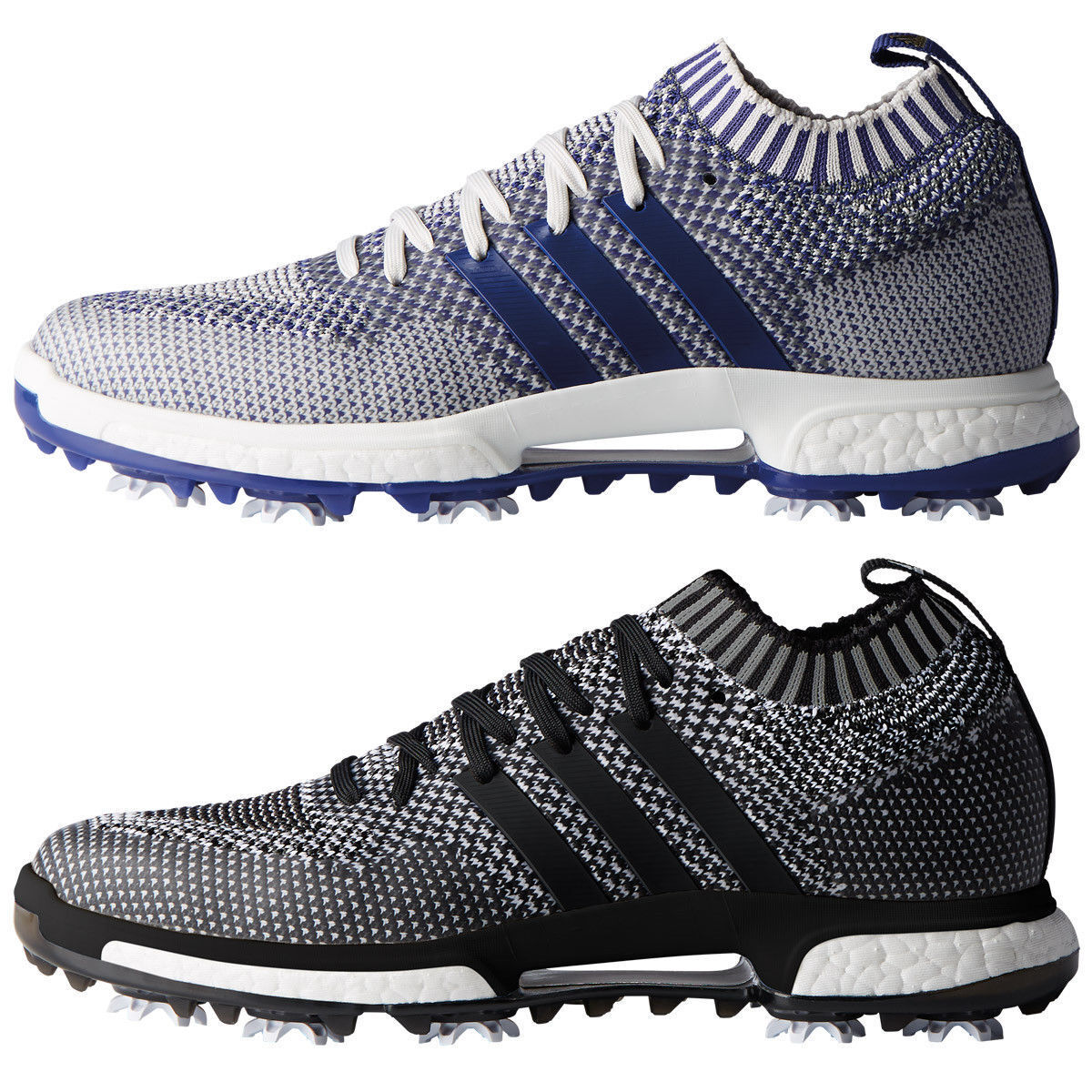 Adidas Tour 360 Knit Waterproof Spiked
