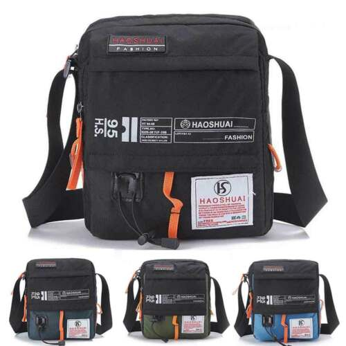 Men's Messenger Bag Shoulder Bag Crossbody bag Satchel for S